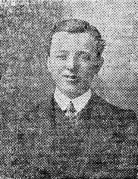 Joseph Watson Wishart (1891 - 1917)