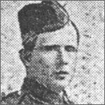 S/15836 Cpl. James Andrew Wishart (1892 – 1916)