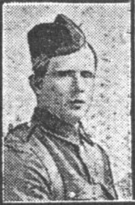 James Andrew Wishart (1892 – 1916)