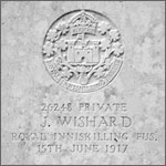 John James Wishard Grave