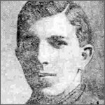 2nd Lt. William Ferguson Wishart (1894 – 1915)