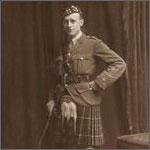 2nd Lt. William Muir Wishart (1885 – 1974)