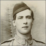 2745087 Pte. George Rodger Wishart (1899 - 1960)