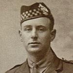 S/23020 A/Cpl. John Wishart (1889 - 1957)