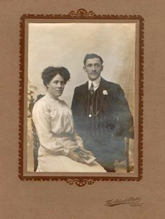 Alexander Joss & Margaret Wishart