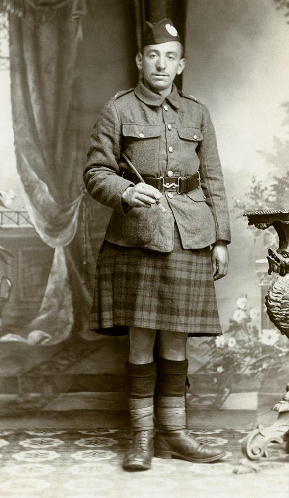 Alexander Wishart (1888 - 1942)